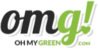 Oh My Green! Logo
